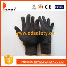 Los puntos de PVC que venden calientes del PVC de los guantes de jardín de Ddsafety Dcd108