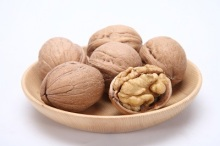 Fresh walnuts in shell for sale