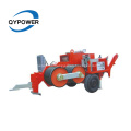 Hydraulic cable puller machine