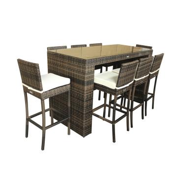 Ensembles de meubles bon marché en plein air Classic Bar tabouret