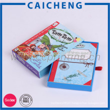 Handmade custom cartoon box packaging suitable for children