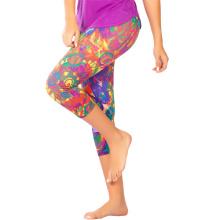 Desgaste de la yoga al por mayor, las niñas con pantalones de yoga, desgaste de la yoga al por mayor