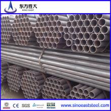 Q235 Полые секции из черной стальной трубы и трубки