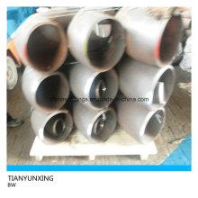 Raccords de tuyaux en acier inoxydable sans soudure