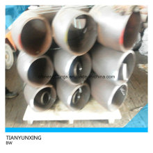 Seamless Butt Welding Alloy Steel Pipe Fittings