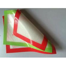 Esteira de cozimento antiaderente de silicone