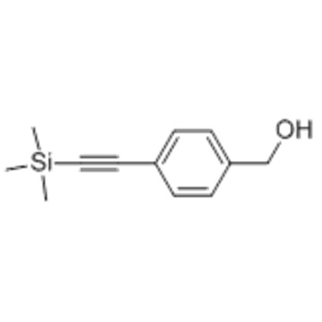 4-(TRIMETHYLSILYLETHYNYL)BENZYL ALCOHOL CAS 275386-60-2