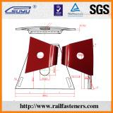 Railway High Tensile Rail Steel Nabla Clips
