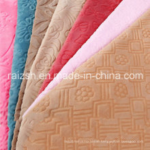Single/Double-Sided Printing Flannel Fabrics for Home Textile