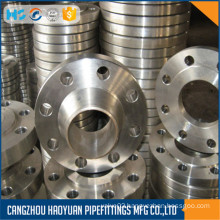 ANSI B16.5 Stainless Steel Welding Plate Flange