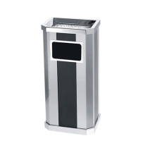 Lobby Use Stainless Steel Dustbin (YW0050)