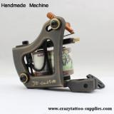 New Tattoo machine brass 12 coils