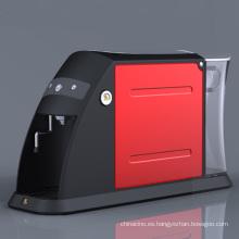 Desarrollo de máquinas de café