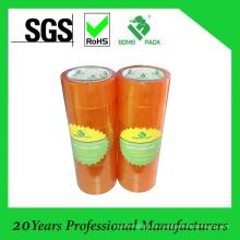 Cinta adhesiva acrílica OPP global popular y de precio de fábrica Cinta adhesiva acrílica OPP