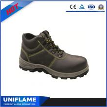 Ufa002 marca Workman de acero del dedo del pie Anti estática Ce seguridad botas