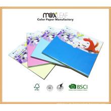 180 * 180mm Kartonabdeckung Origami Papier (OP180-002C)
