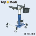 Topmedi Mobility Aluminium Rollator Rollator mit Bremse für Behinderte