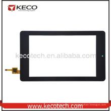 Venta al por mayor para Acer Iconia B1-730 B1-730HD pantalla táctil digitalizador