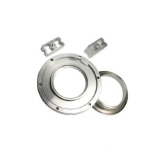 Customized CNC Finished Watch Case Stainless Steel Machined Watch Parts