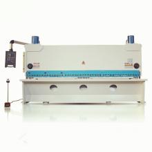 Máquina cizalla y dobladora hidráulica de chapa CNC