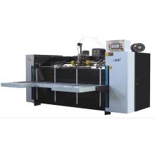 Semi automatic corrugated box nail wire stitching machine