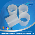 Chemical packing Plastic Raschig Ring filter media