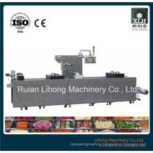 Horizontal Chorizo Form Fill Seal Machine with Flexible Film