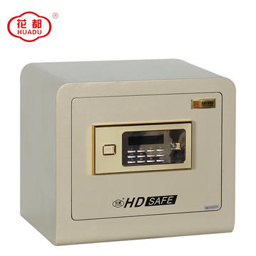 Mini combination lock metal hotel and bank safety lockers