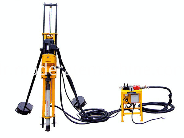 Borehole Drilling Rig Machine