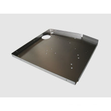 Sheet Metal Shear Plate, Perforated Protective Shell, Precise CNC Machinery