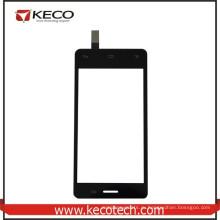 8 лет Производитель Черный мобильный телефон Новые запчасти Сенсорный экран Digitizer для Fly IQ4403