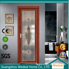 Изысканные двери из алюминиевого стекла для балкона