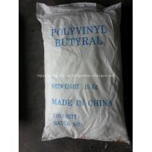 Polvo blanco Resina Pvb Resina de butiral de polivinilo