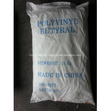White Powder Pvb Resin Polyvinyl Butyral Resin