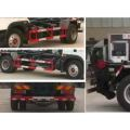 DONGFENG Hooking Lift Garbage Truck