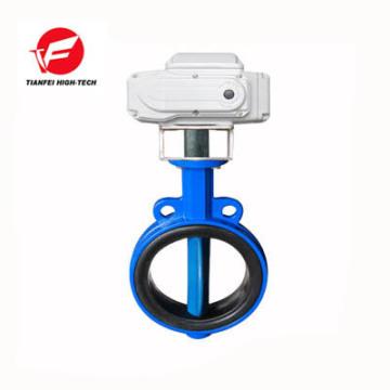 12v 24v 220v 4-20ma motorisiertes Wasserdurchflussregelventil