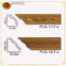 Moulage de couronne à corniche décorative (PUX19-F18, PUX20-F18)