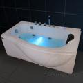 Hochwertige freistehende billige Whirlpool-Badewanne