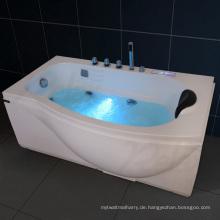 Hochwertige freistehende, preiswerte Whirlpool-Badewanne