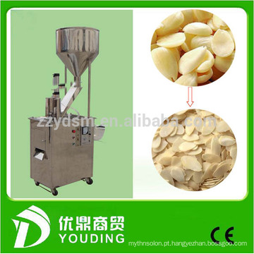 Amendoim elétrico industrial / amendoim / amêndoa cortando equipamentos