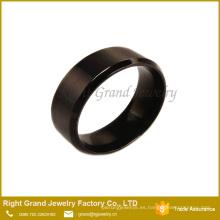Anillo de dedo del oro del anillo de bodas de la manera suena el diseño para las mujeres con precio
