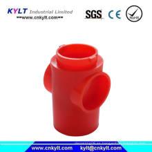 Molde de inyección de plástico de color