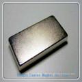 Big Size Block Magnet with Ni Plating