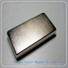 Tamaño grande/NdFeB del neodimio bloque magnético para aerogenerador