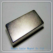 Big Size Neodymium/NdFeB Block Magnet for Wind Generator