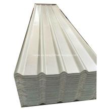 Lámina de techo de MgO anti-tifón resistente al calor de papel de aluminio