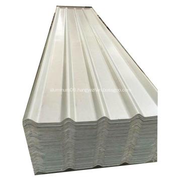 Aluminium Foil  Heat-Resistant Anti-typhoon MgO Roof Sheet