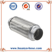 Auto Stainless Steel Exhaust Flexible Pipe Without Inner Braid