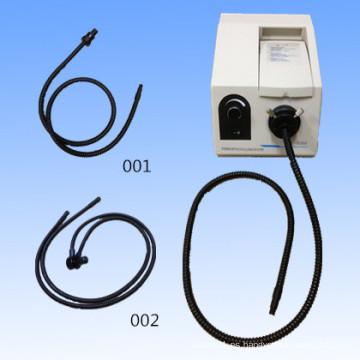 Fuente de luz fría de fibra óptica Guía de luz lineal flexible