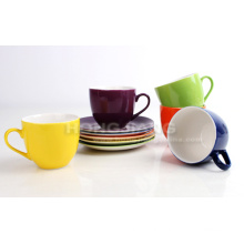 Cup & Saucer (HJ6013)